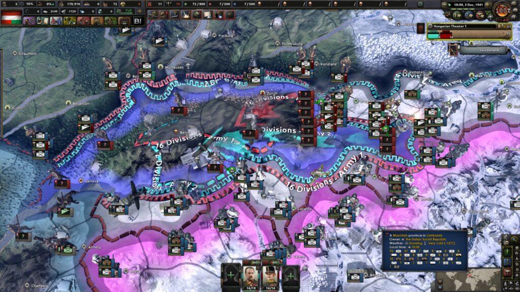 Hearts of Iron 4 Hungary